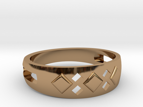 EA-design 06 in Polished Brass