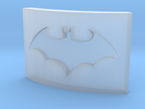 Dark Bat Knight Belt Buckles BB4 1/6TH in Smooth Fine Detail Plastic