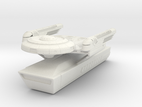 Oberth Class MedScout in White Strong & Flexible