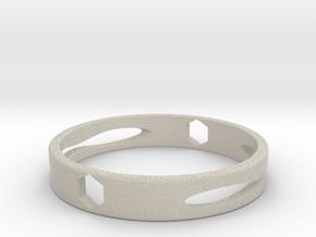 戒指  Ring in Natural Sandstone