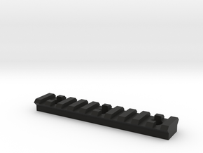 Dytac Geissele Picatinny Rail Mid-Length in Black Natural Versatile Plastic