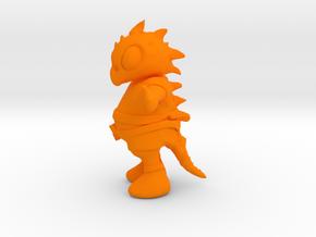 "DINO ""Mr Hug"" limited edition. in Orange Processed Versatile Plastic"
