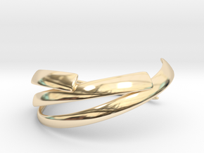 Lustrate Ring in 14K Yellow Gold