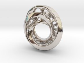 Circle-RoyalModel in Platinum