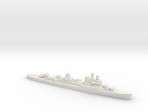 ITS Captaini Romani Class Cruiser, 1/2400 in White Natural Versatile Plastic