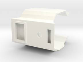 Lampenhalter Nitecore EA41 in White Strong & Flexible Polished
