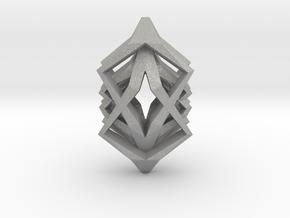 HEAD TO HEAD Symbiotic, Pendant  in Aluminum
