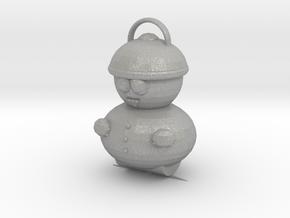 Cartman Pendant in Aluminum