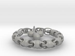 Rosary 1 in Aluminum