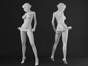 Panties girl 003 scale 1/32 Passed in Frosted Extreme Detail