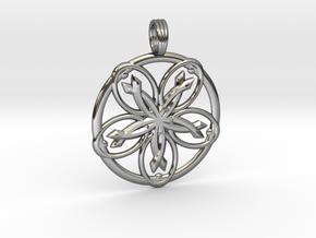 VENUS CALLING in Premium Silver