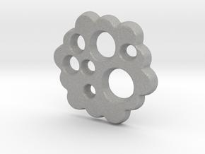 Floaty Pendant in Aluminum