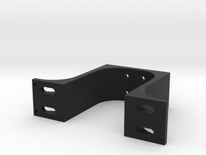 Arm Mount in Black Natural Versatile Plastic