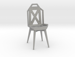 Mini Meta Chair  in Aluminum