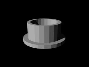 Stromer ST1 Plug Cap in Black Natural Versatile Plastic