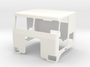 Turnpiker Cabover 1/16 in White Strong & Flexible Polished