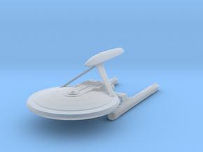 1/2500 Hutzel C - Survey Cruiser (solid nacelles) in Smooth Fine Detail Plastic