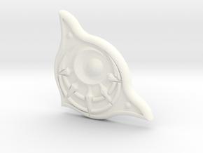 Owari no Seraph medal in White Processed Versatile Plastic