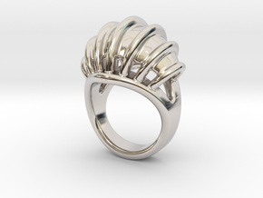 Ring New Way 24 - Italian Size 24 in Platinum