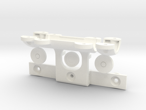 Han ANH Scope Support in White Processed Versatile Plastic