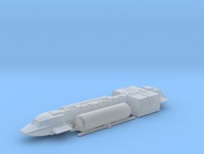 Tanker (V, The Visitors), 1/270 in Smooth Fine Detail Plastic
