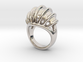 Ring New Way 33 - Italian Size 33 in Platinum