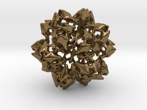 Atomic Shamrock in Natural Bronze