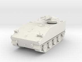 MV09 M114A1 C&R Vehicle (1/48) in White Natural Versatile Plastic
