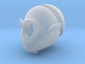 bjd doll head 1 in Smooth Fine Detail Plastic