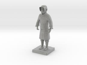 Terracotta Scout in Metallic Plastic
