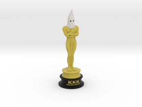 KKK Oscar award 8 inches in Full Color Sandstone
