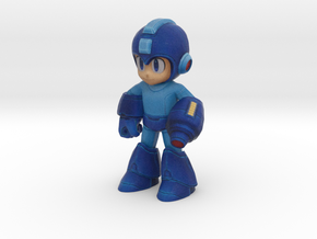New Megaman - 50mm in Full Color Sandstone