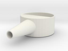 Speed Loader in White Natural Versatile Plastic