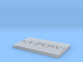 Model-6ec58a98ac23e234bd6a4d74d9fb1076 in Smooth Fine Detail Plastic