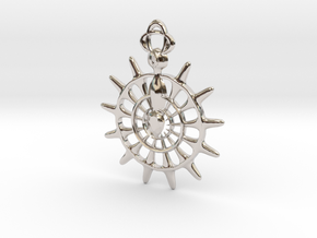 Knights of the Round  in Rhodium Plated Brass