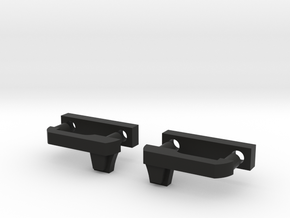 Vaterra Scale 1986 K-5 Blazer Door Handles in Black Strong & Flexible