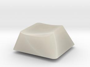 Topre Key - row C in White Acrylic
