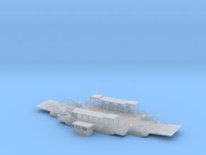 Modular Fähre - 1:220 in Smooth Fine Detail Plastic