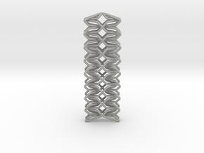 YOUNIC Fabric, Straight Pendant in Aluminum