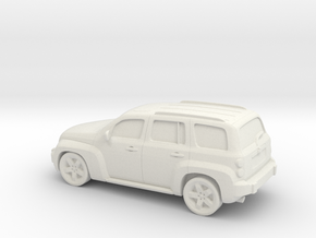 1/87 2006-11 Chevrolet HHR in White Natural Versatile Plastic