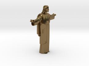 Cristo-redentor HW Medium in Polished Bronze