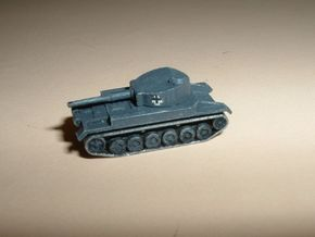 Tank VK 3001 (P) 1/285 6mm in Smooth Fine Detail Plastic