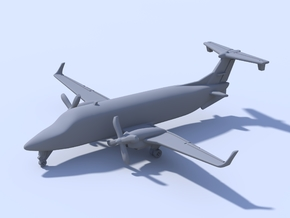 1:400_Beechcraft 1900D [x2][A] in Frosted Ultra Detail