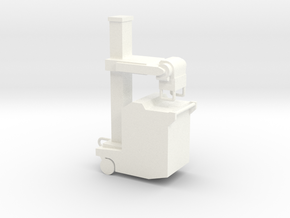 Portable xray machine in White Strong & Flexible Polished