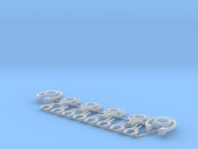Exiles - Fleet Pack (no Orbitals) in Smooth Fine Detail Plastic