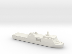 BRP Tarlac LPD, 1/1800 in White Natural Versatile Plastic