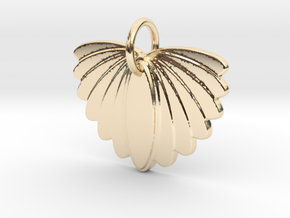 Wings in 14K Yellow Gold