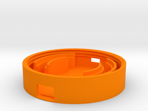 Neohp-fcase in Orange Strong & Flexible Polished