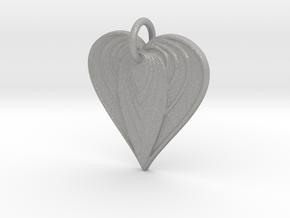 Heartbeat in Aluminum