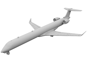 1:400_CRJ 1000 [x2][A] in Frosted Ultra Detail